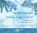 Snowbelt Music Academy - Lake Effect Concert Band Christmas Concert 12-2-2017 CD