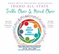 Idaho IMEA 2020 All-State High School Treble Choir and Mixed Choir 1-31-2020 CDs, DVDs, & Combo Sets