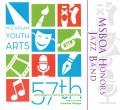 Michigan Youth Arts Festival MYAF 2019 MSBOA Honors Jazz Band  5-11-2019 CD