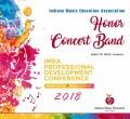 Indiana IMEA 2018 Honor Concert Band Jan. 11-13, 2018 CD/DVD