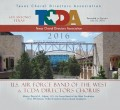 TCDA 2016 U.S. Air Force Band of the West & TCDA Director's Chorus