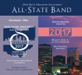 Ohio Music Education Association OMEA 2017 All-State Band MP3 Feb. 2-4, 2017