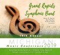 Michigan MMEA 2019 Grand Rapids Symphonic Band MP3 1-26-19