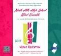 NAfME 2017 All-Eastern North Hills High School Wind Ensemble 4-8-2017 CD