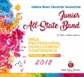 Indiana IMEA 2018 Junior All State Honor Band Jan. 11-13, 2018 CD/DVD