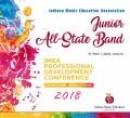 Indiana IMEA 2018 Junior All State Honor Band Jan. 11-13, 2018 CD/DVD