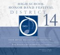 Ohio Music Education Association OMEA District 14 High School Honors Band 1-8-17 CD