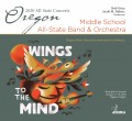 Oregon OMEA 2020  Middle School All-State Band and Orchestra  CDs, DVDs, and Combo Sets