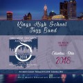 Ohio Music Education Association OMEA 2018 Kings High School Jazz Band CD