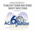 ACDA 2019 National - Plano East High School Men CD