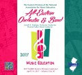 NAfME 2017 All-Eastern Band and Orchestra 4-8-2017 CD/DVD