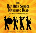 Bay High School Marching Band CDs and DVDs 11-1-2016