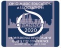 Ohio OMEA 2020 Youngstown State University Wind Ensemble 1-30-2020 CD