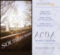 ACDA South Carolina Fall Conference 2015 Elementary All-State Choir Middle School SS All-State Choir Middle School SATB All-State Choir (Live)