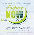 Ohio OMEA 2010 All-State Orchestra CD-DVD Set