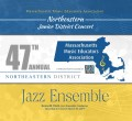 MMEA Massachusetts 2019 Northeastern Junior Festival Jazz 3-30-2019  MP3