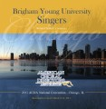 ACDA National 2011 Brigham Young University Singers CD