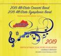 Kentucky KMEA 2019 All State Concert Band & Symphonic Band 2-7-19 CD/DVD