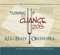 Ohio OMEA Conference 2013 All-State Orchestra CD & DVD Set