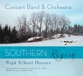 CMEA Connecticut Southern Region High School 2016  Band & Orchestra 1-9-2016 CD & DVD