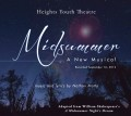 Midsummer - A New Musical    HeightsYouth Theatre CD
