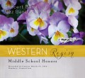 CMEA Connecticut Western Region Middle School Concert Band, Chorus, & Jazz Band 3-19-2016 CD