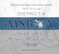 MSBOA District 4 Middle School Honors Band 4-28-2018 CD