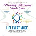 ACDA Southern 2020 Montgomery Bell Academy Chamber Choir CDs, DVDs, and Combo Sets