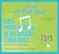 Indiana IMEA 2019 Junior All-State Band CD/DVD 1-19-19