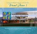 NAfME Northwest 2015 Central Washington University Vocal Jazz I CD and DVD