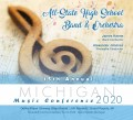 Michigan MSBOA 2020 All-State High School Band & All-State High School Orchestra CDs, DVDs, & Combo Sets