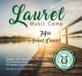 Laurel Music Camp 6-29-2018 Double CD