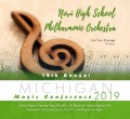 Michigan 2019 Novi High School Philharmonic Orchestra CD 1-26-19