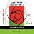 ACDA Western Division 2018 Cantorum Chamber Choir March 14-17, 2018 MP3