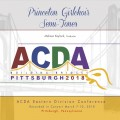 2018 ACDA Eastern Division Conference March 7-10, 2018 Princeton Girlchoir Semi-Tones CD