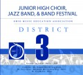 Ohio OMEA District 3 Junior High Honors Festival 3-7-2020 CD
