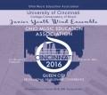 Ohio OMEA 2016 University of Cincinnati Junior Youth Wind Ensemble