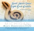 Michigan MSBOA 2020 Lowell Middle School 8th Grade String Orchestra CD