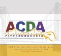2018 ACDA Eastern Division Conference March 7-10, 2018 Complete Conference 16 CD Set