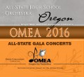 Oregon OMEA 2016 All-State High School Orchestra