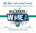 Washington WMEA 2019 All State Concert Band, Symphony Orchestra 2-17-19 CD/DVD