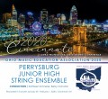 Ohio OMEA 2020 Perrysburg Junior High String Ensemble 1-31-2020 CDs, DVDs, and Combo Sets
