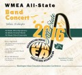 WMEA All-State 2016 Band Concert