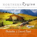 CMEA Connecticut 2018 Northern Division Middle School Band & Orchestra 3/24/2018 CD/DVD