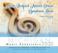 Michigan MSBOA 2020 North Rockford Middle School 8th Grade Band MP3