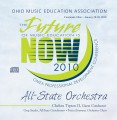 Ohio OMEA 2010 All-State Orchestra CD