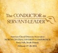 North Central ACDA High School Mixed Honor Choir 2016 Download for participants