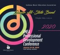 Indiana IMEA 2020 Junior All-State Band CDs, DVDs, & Combo Sets