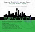 Emerald City Sings Choral Festival 5-20-2017 CD