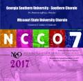 NCCO 2017 Georgia Southern Chorale & Missouri State University Chorale Nov. 2-4, 2017 MP3